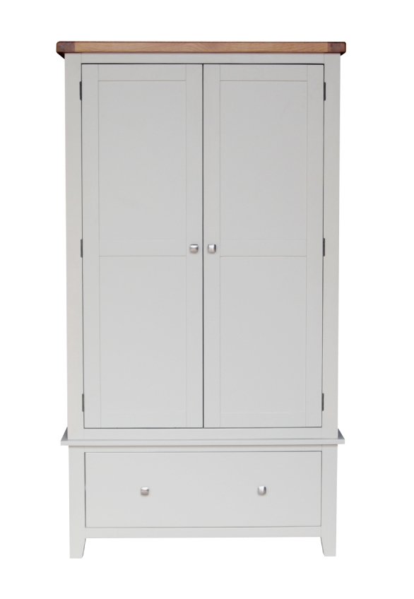 HAMPSHIRE GENTS DOUBLE WARDROBE