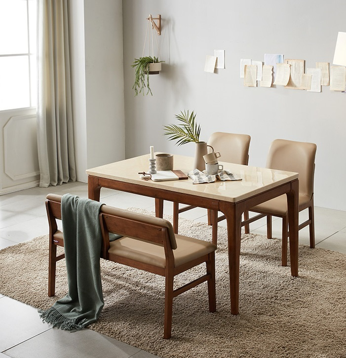 RAMELA TABLE AND CHAIR